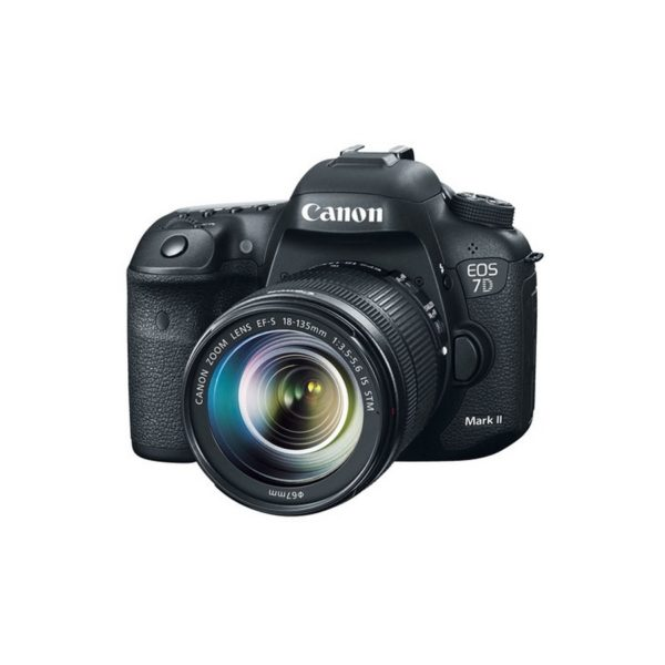 Canon EOS 7D Mark II kit 18-135 IS STM (рст)