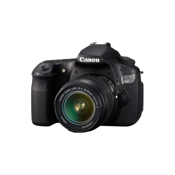 Canon EOS 60D kit 18-135 IS
