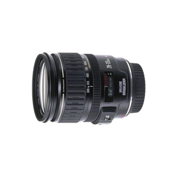 Canon EF 28-135mm f/3.5-5.6 IS USM  (рст)