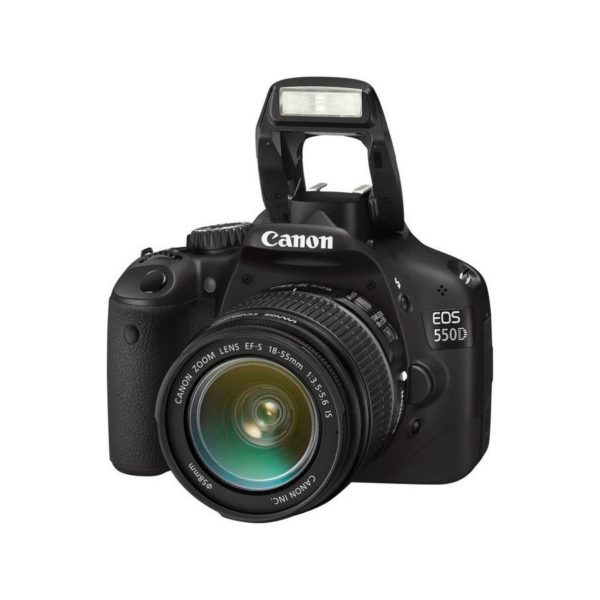 Canon EOS 550D kit 28-135 IS