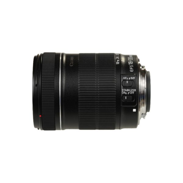 Canon EF-S 18-135mm f/3.5-5.6 IS (рст)