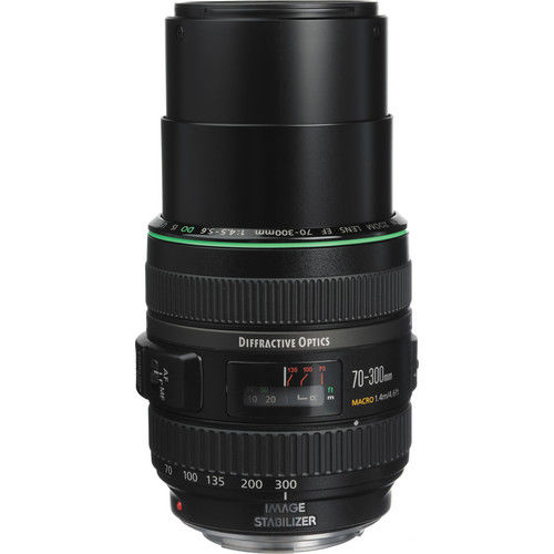 Canon EF 70-300mm f/4.5-5.6 DO IS USM (рст)